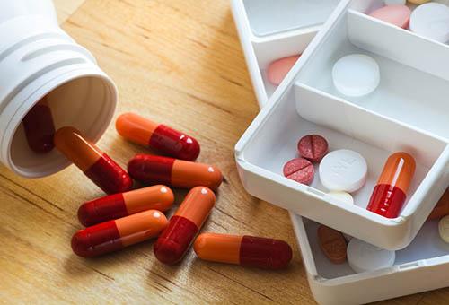 Таблетки для лечения розацеа