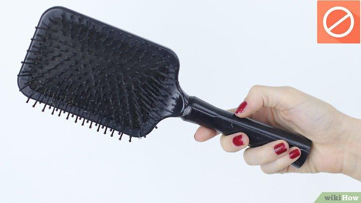 Изображение с названием Straighten Hair Without Frizz Step 2