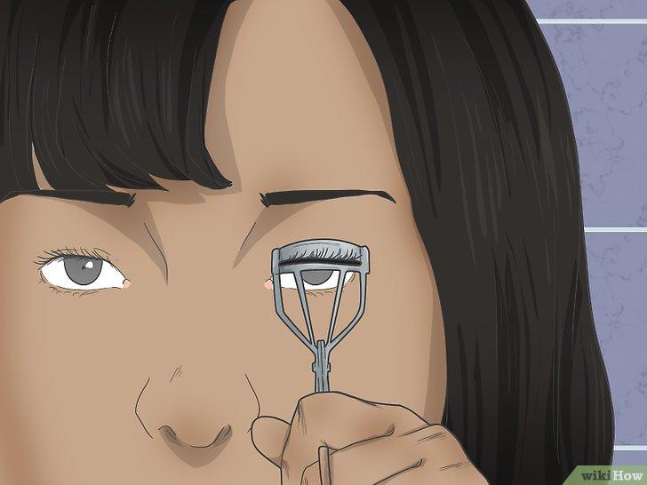 Изображение с названием Heat an Eyelash Curler Step 5