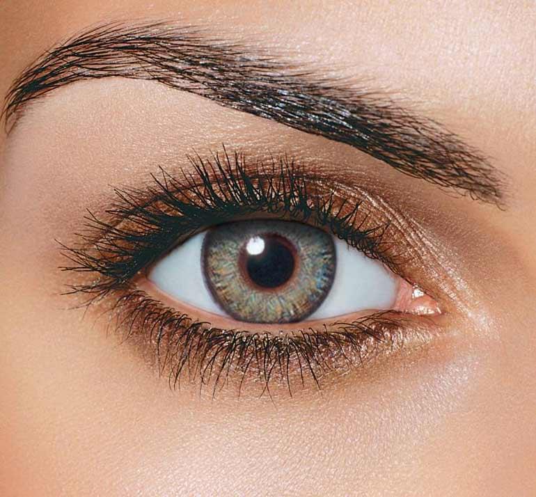 Стоит ли наращивать ресницы, если носишь контактные линзы