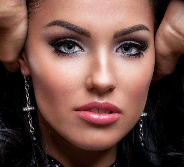 Как выбрать форму брови для овального лица (36 фото) и как ухаживать за ними