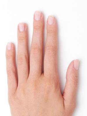 чистые ногти