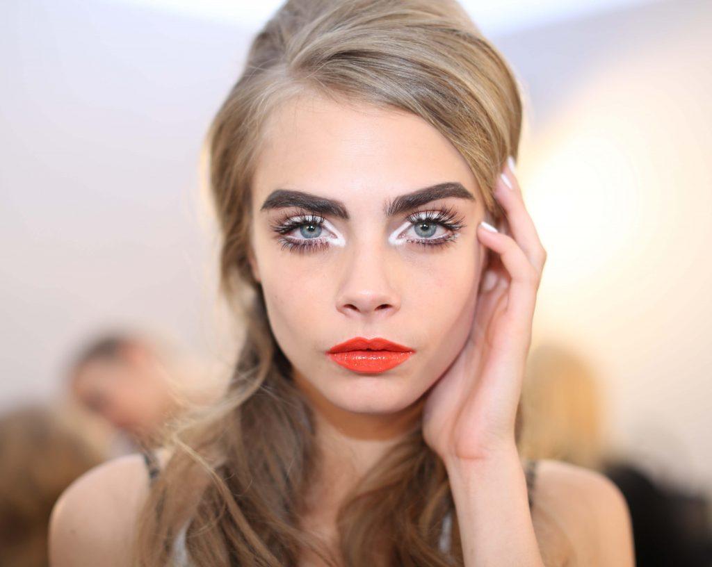 Как подобрать оттенок бровей под цвет глаз
