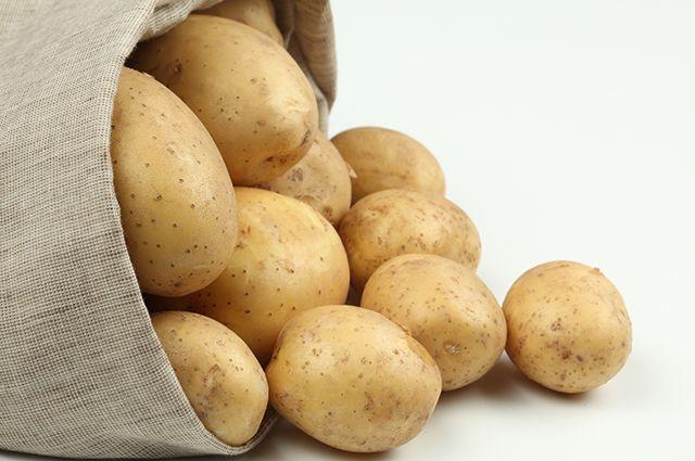 Картофельная маска