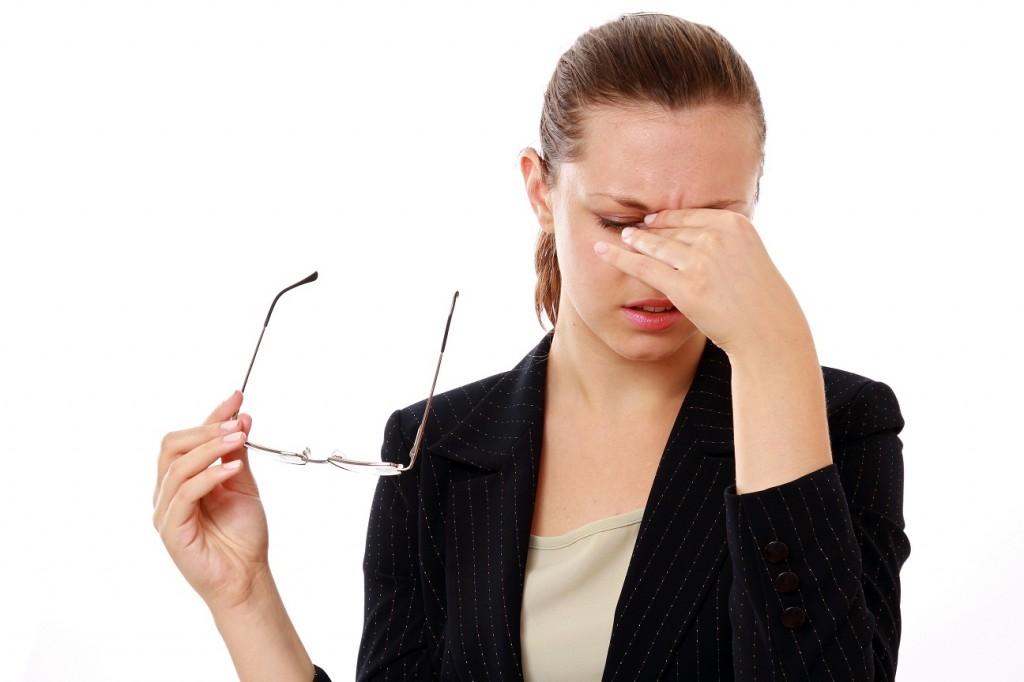 Фото: не трите глаза, если хотите долго наслаждаться эффектом от удлиненных ресниц