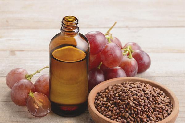 Маски для волос с маслом виноградных косточек