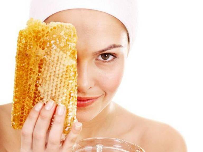 Маски для лица с медом в домашних условиях