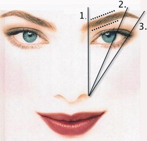 Красивые брови: есть ли причины, сделать их такими?