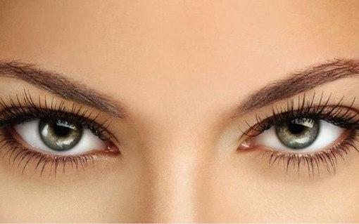 Магия женских глаз в красоте ресниц