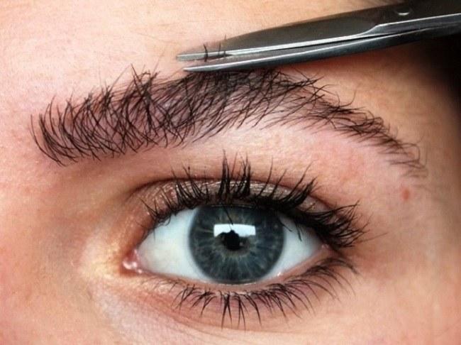 Можно ли подстригать брови — взвешиваем «за» и «против»