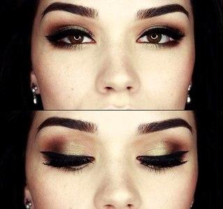Сделать брови и взгляд идеальными просто