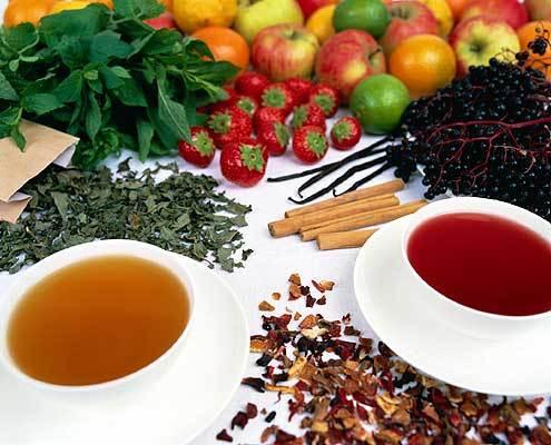 Чаи витаминные