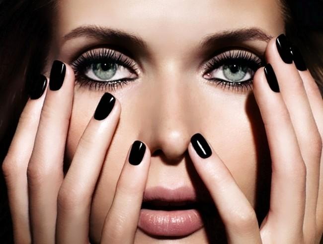 брови мода: густые натуральные черные