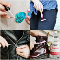 Полезные лайфхаки – как привести в порядок одежду и обувь