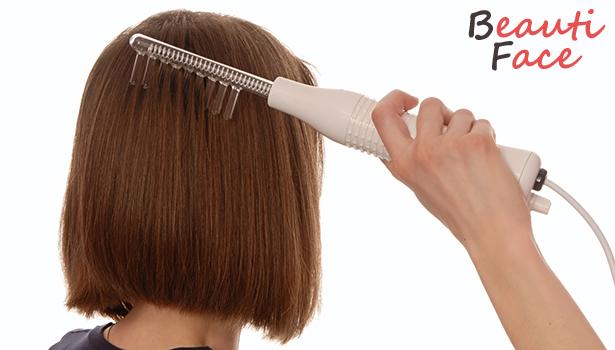 Показания к лечению волос Дарсонвалем