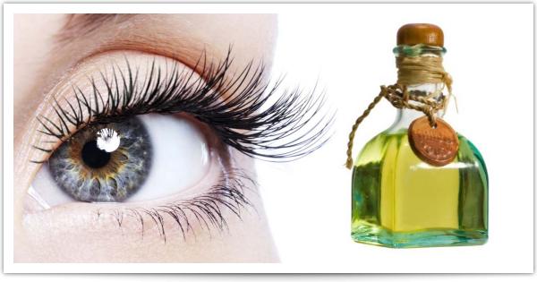Польза касторового масла для ресниц: фото процедуры до и после
