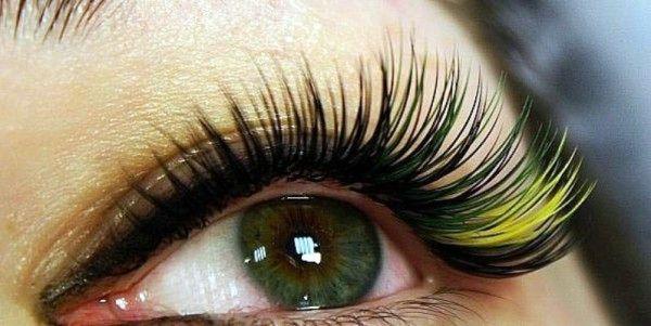Шелковое наращивание ресниц – несмываемый макияж с эффектом 3D объема