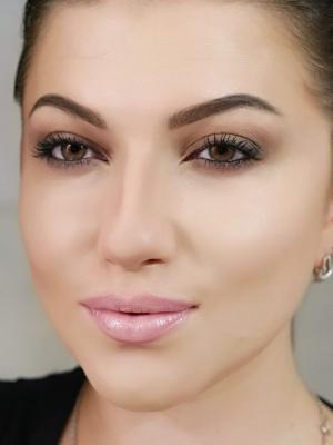 макияж в стиле ким кардашьян