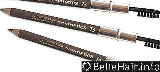 Правила выбора карандаша для бровей