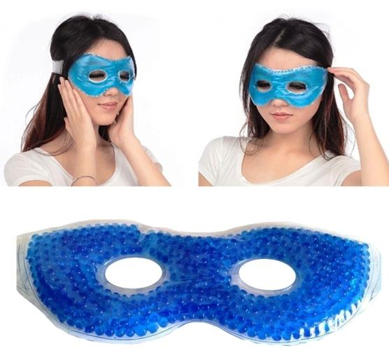 как пользоваться гелевой маской для глаз
