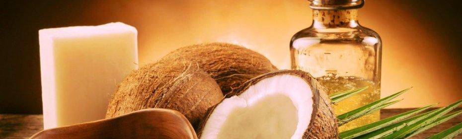 Рецепты домашних масок для волос с кокосовым маслом