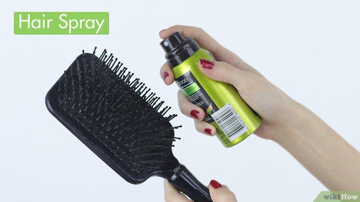 Изображение с названием Straighten Hair Without Frizz Step 5