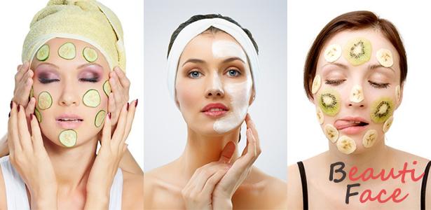 Многообразие масок для лица