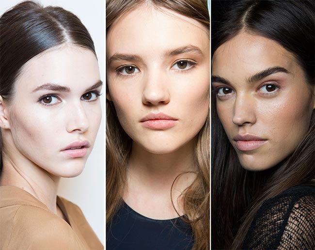 Модные брови 2016 года — фото, тренды