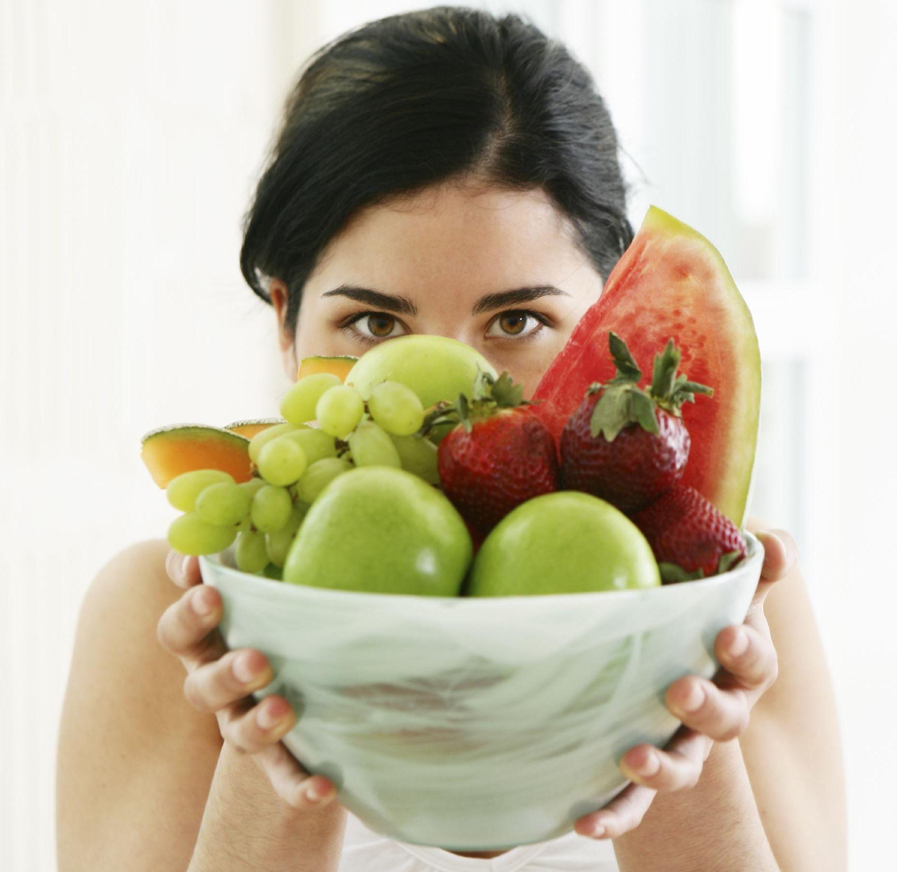 Правильное питание - гарантия здоровья всего организма