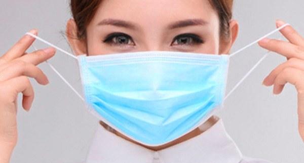 использование медицинской маски