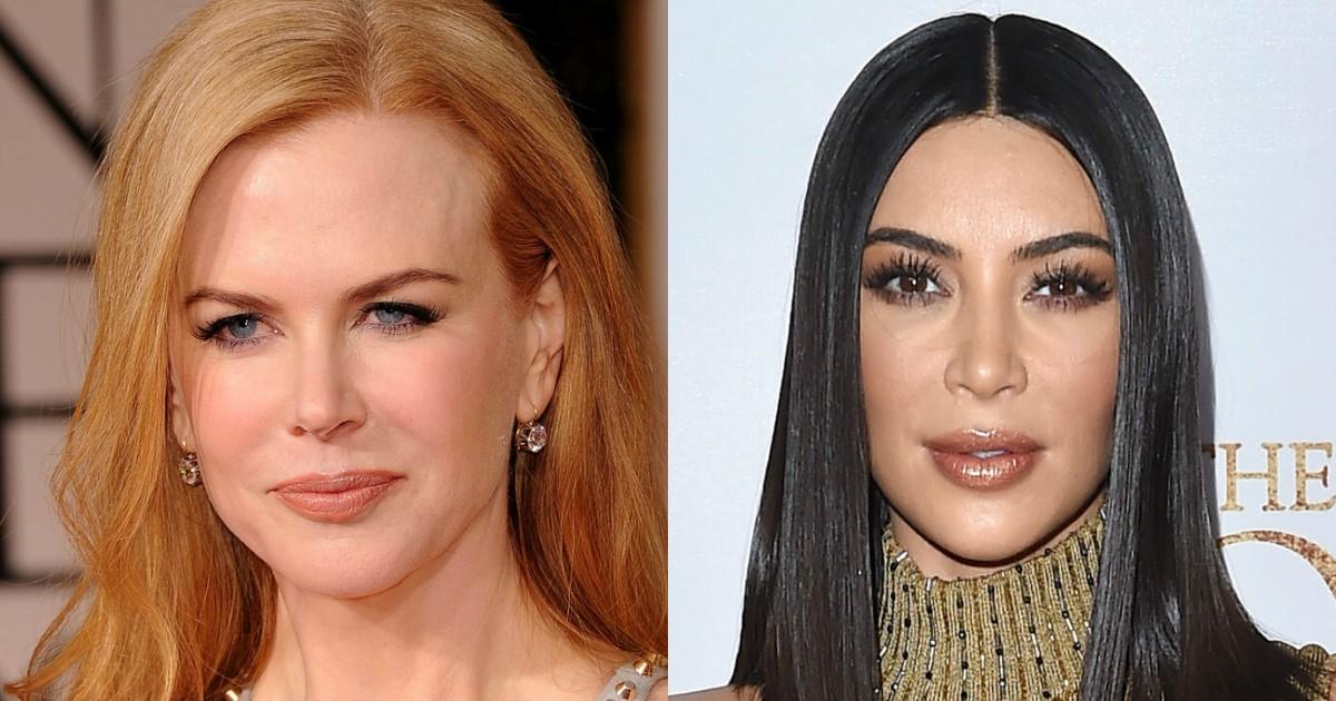 Чудо-крем от Ким Кардашьян и краска для волос от Николь Кидман. Странные бьюти-лайфхаки звезд