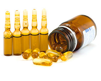 Витамин «А» в нашем случае лучше использовать в ампулах.