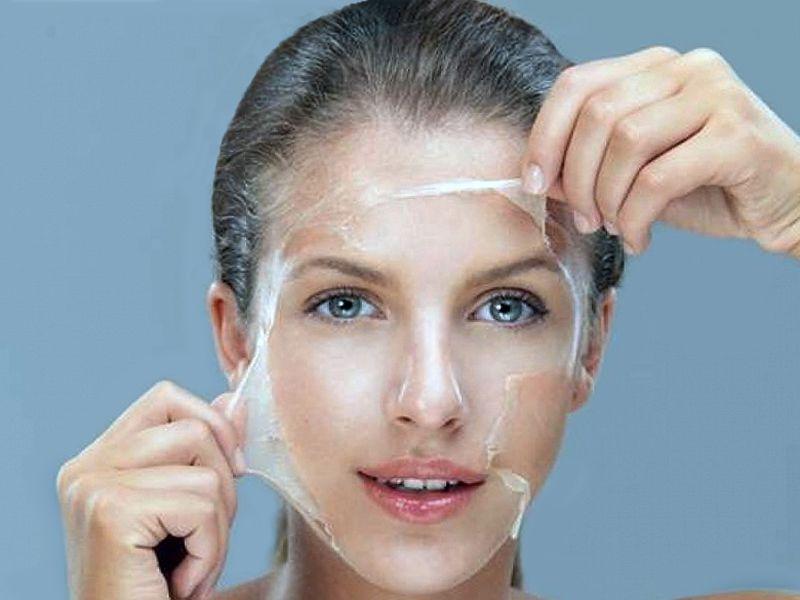 Как убрать открытые поры на лице?