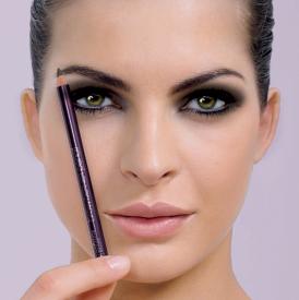 Как накрасить брови карандашом (44 фото) эффектно и модно