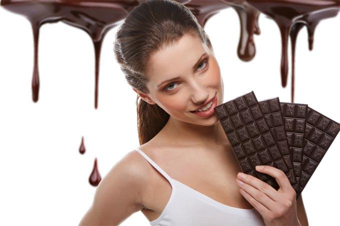 Маска для волос из шоколада в домашних условиях
