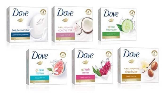 Мыло для умывания Dove
