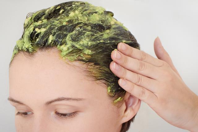 Маски для волос из авокадо