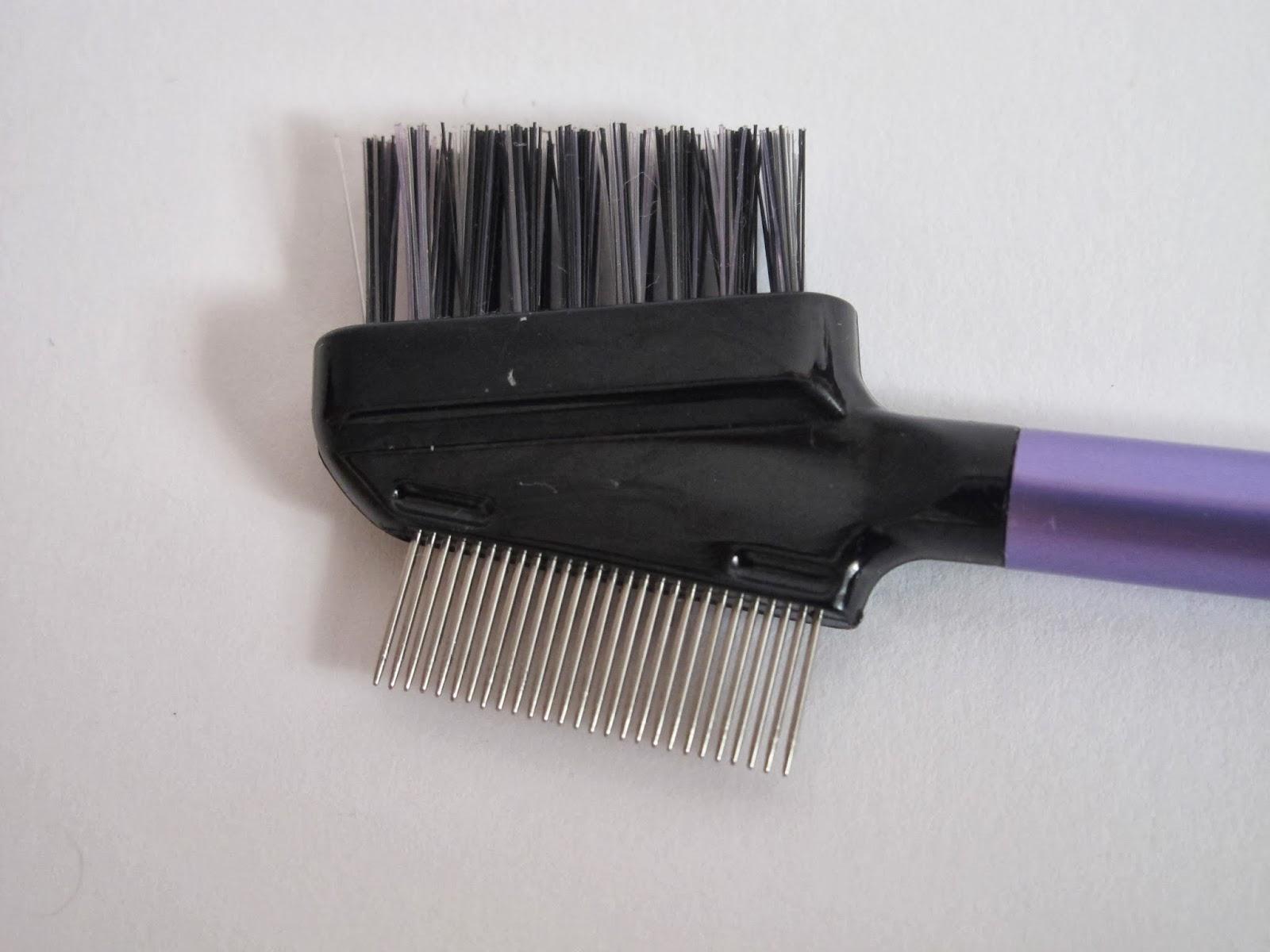 Фото металлической расчески для ресниц
