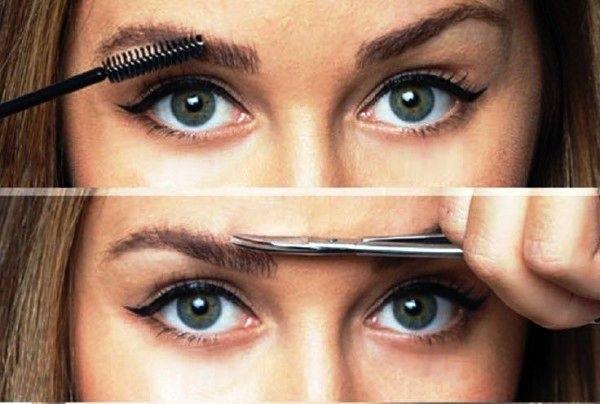 А вы уверены, что знаете, как стричь брови?