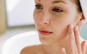 Тонизирование нормальной кожи лица