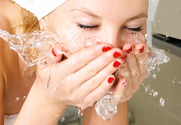 Вода комфортной температуры не способна навредить