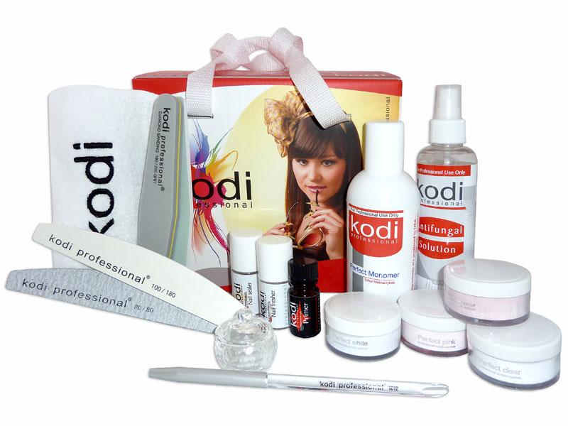 Все, что нужно для наращивания бровей можно приобрести под брендом Kodi, который специализируется на выпуске продукции для lash и nail-индустрии