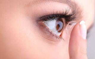 Совместимо ли наращивание ресниц и контактные линзы