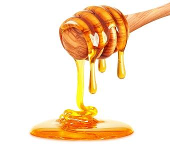 Маска на дрожжах с медом