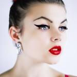 Брови домиком (35 фото) – классика или модный тренд