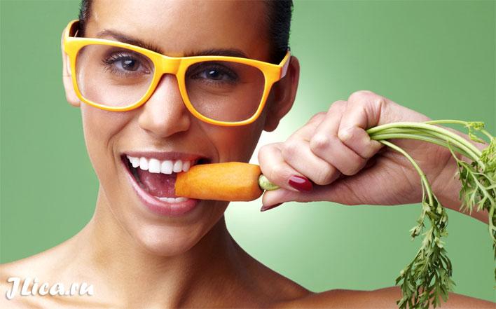 Рецепты домашних масок для лица из моркови