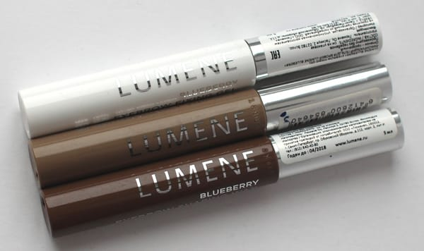 Lumene Blueberry Eyebrow Fixing Gel