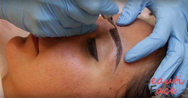 Микропигментирование бровей для перманентного макияжа: особенности салонной процедуры