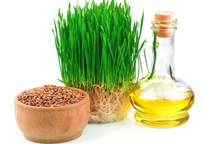 Вещество из пшеничных ростков богато на витамины и микроэлементы