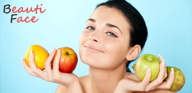 Приятные фруктовые маски для лица